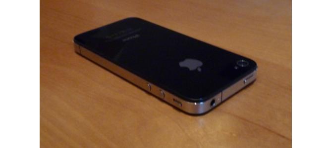 Vand i phone 4 black neverlock16gbaproape