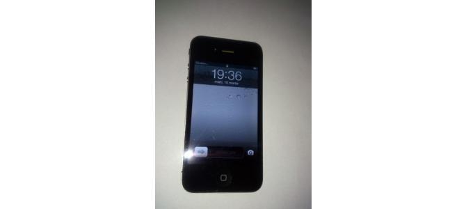 Iphone 4 16GB Neverlock, black
