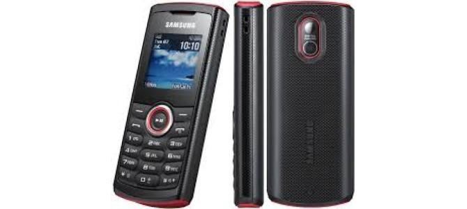 Vand telefon Samsung E2121b.