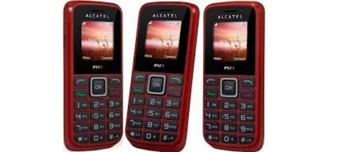 Vand telefon Alcatel 1009x.