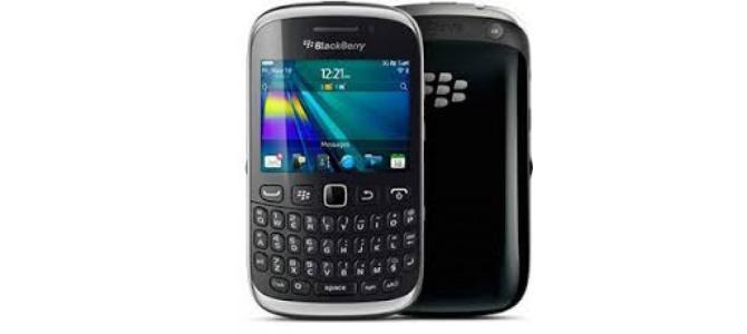 Vand telefon BlackBerry rex41ew.