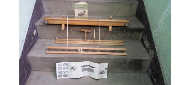 Masina de crosetat manuala