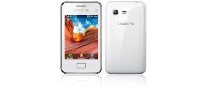 Vand telefon Samsung s5229.
