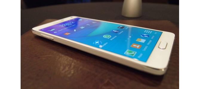 Vand Galaxy Note 4