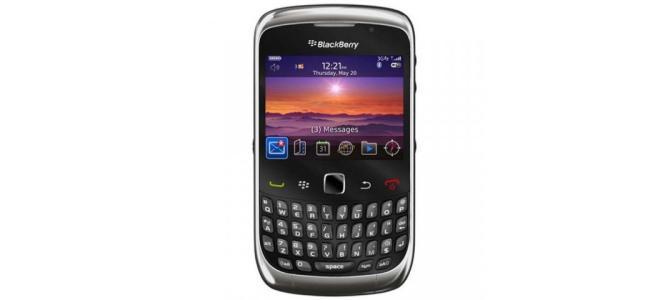 Vand Telefon Blackberry Curve