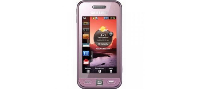 Vand Telefon Samsung GT-S5230