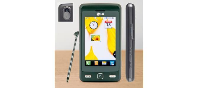 Vand Telefon LG KP501