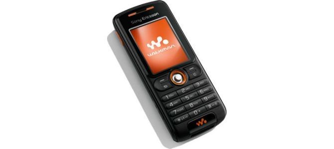 Vand Telefon Sony Ericsson w200i