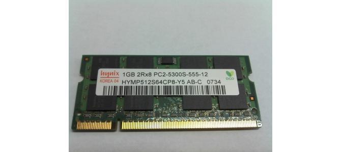 512MB Memorie RAM DDR2 Hynix pt. notebook/laptop
