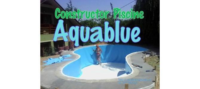Constructor Piscine - Specialist montaj pvc Liner