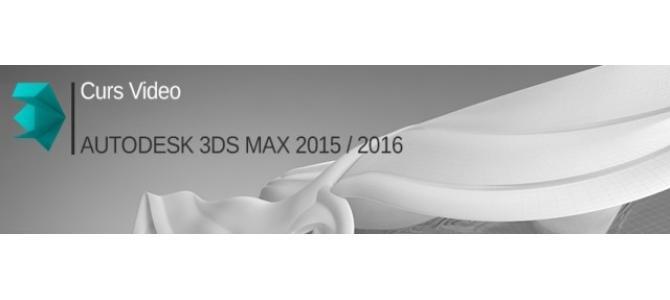 Curs 3D Studio Max