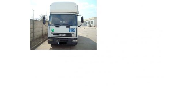 Vand Camion IVECO Tector 7,5 tone