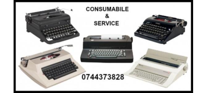 Service si Consumabile ptr.masini de scris.