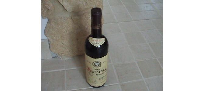 Devanzare vinuri de colectie din anul 1965 pana 1977