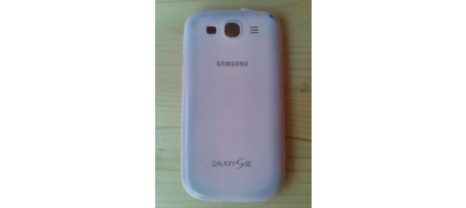 Vand Husa Silicon Samsung Galaxy S3 PRET 5 Lei