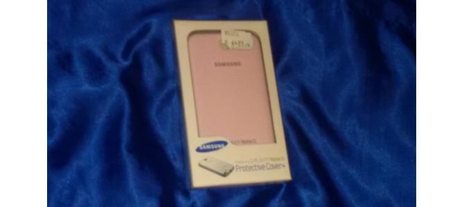 Vand husa Samsung Galaxy pentru Note 2 de culoare roza