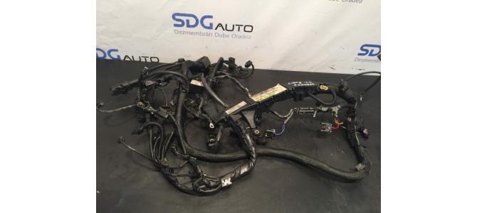 Instalatie motor Mercedes Sprinter 2.2 CDI Euro 5 2011-2016