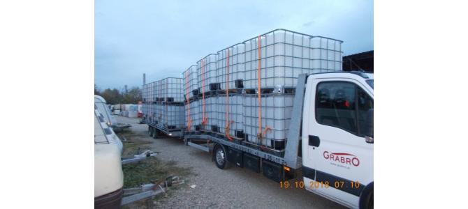 IBC 1000 litri Container