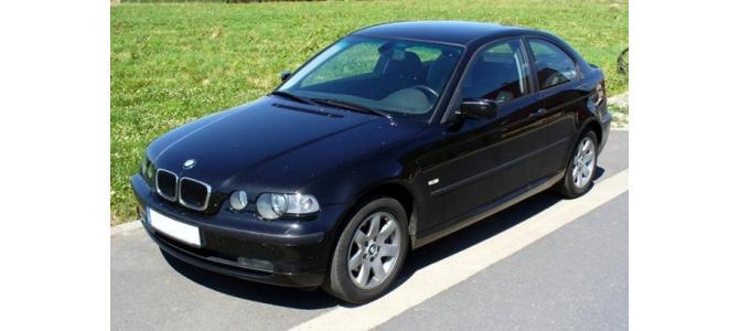dezmembrez BMW 316ti 2003  compact  E46
