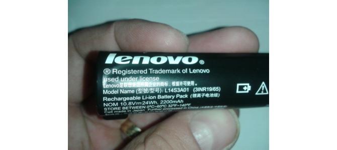 Vand Acumulator Baterie Lenovo L14S3A01, L14C3A01, 3INR19/65 Pret 95 Lei