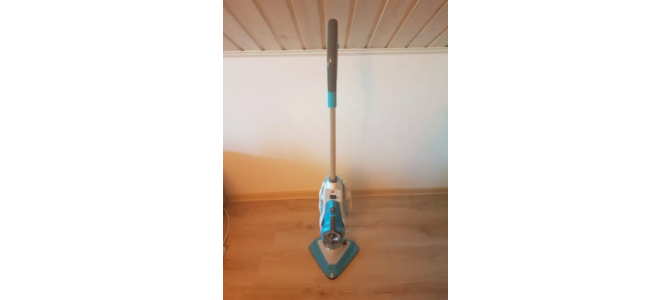 AQUAclean 2 in 1 Steam Cleaner Mop
