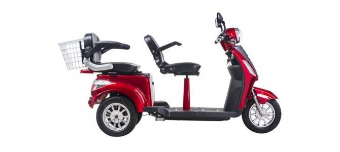 Tricicleta electrica ZT-18 TRILUX , Nou, 7990 Lei si in Rate