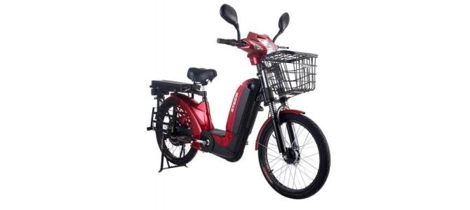 Bicicleta electrica ZT-61 Nou, 3990 Ron si in Rate