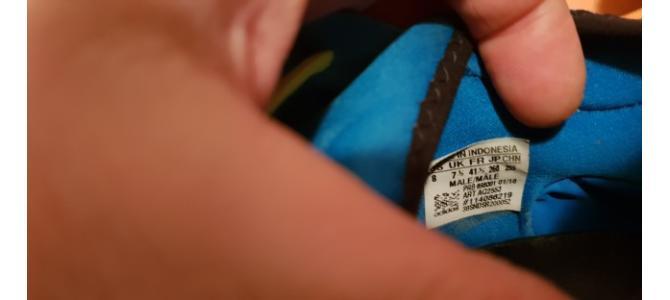 Ghete de fotbal adidas blue