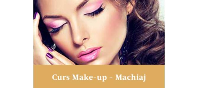 Curs Make up avansati Oradea, Cluj, Satu Mare, Brasov