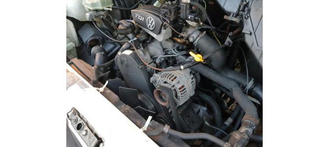 Motor Volkswagen LT 2.5 1996-2006, Euro 3 COD AWR