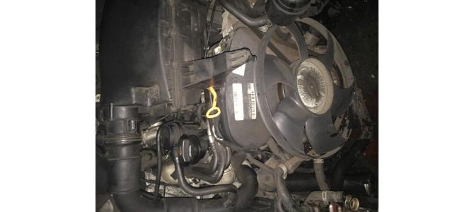 Motor Crafter 2.5 TDI 2010-2012 Euro 5