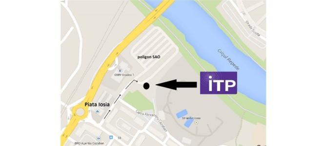 Efectuez ITP AUTO la PoligonulSAO langa Strandul Iosia