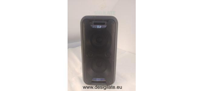 Sony GTKXB5B, Bluetooth, NFC, Extra Bass 200W