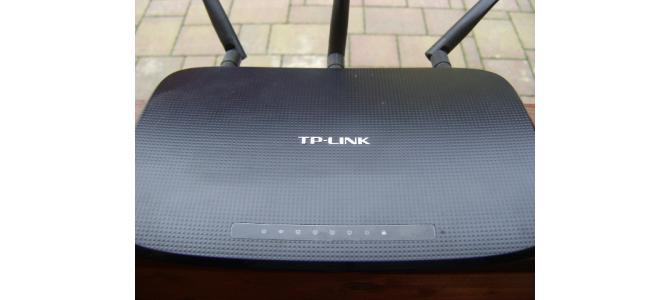 Vand Router TP-LINK Model TL-WR941ND 450 Mbps