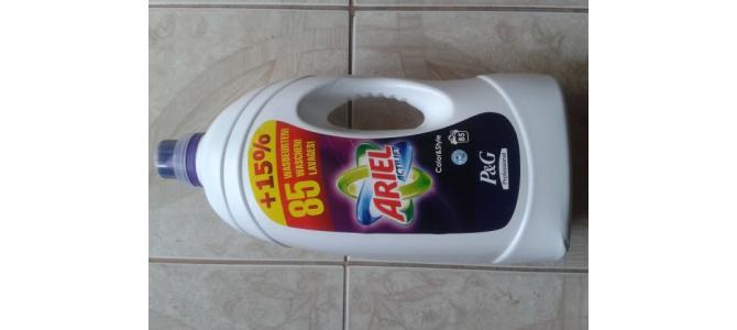 Vand Detergent Ariel Actilift Lichid 5,65 Litri PRET 45 Lei