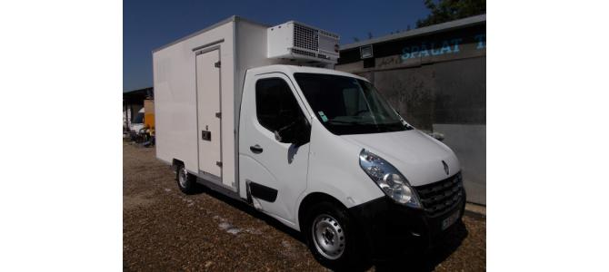 Frigorifica Renault Master, 6590 euro si in RATE