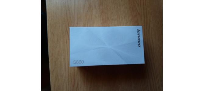 Lenovo S860 impecabil