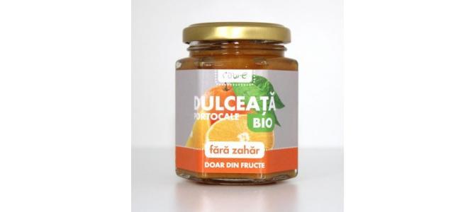 Dulceata de Portocale #BIO #fara zahar