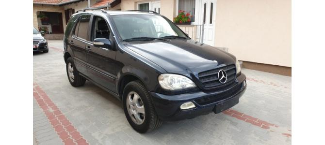 Mercedes ML 270 CDI 3.5T