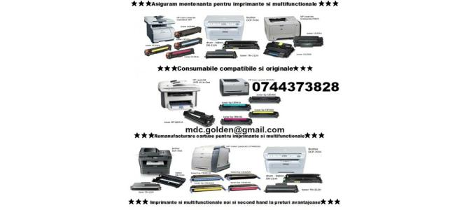 Reumpleri cartuse toner imprimante  0744373828