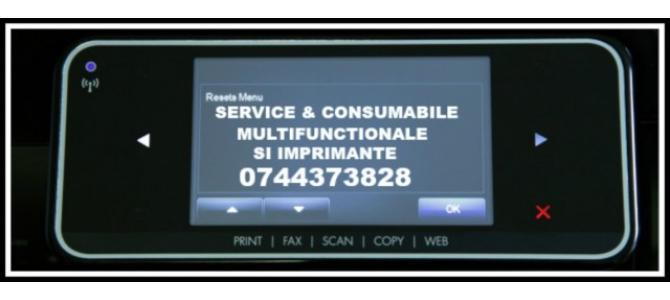 Reparatii si consumabile imprimante 0744373828