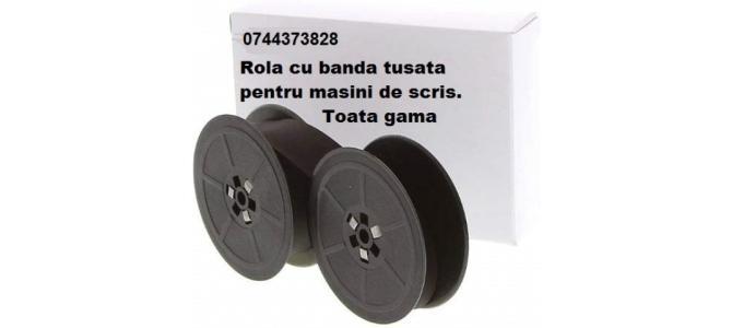 Role banda tus ptr.masini de scris 0744373828