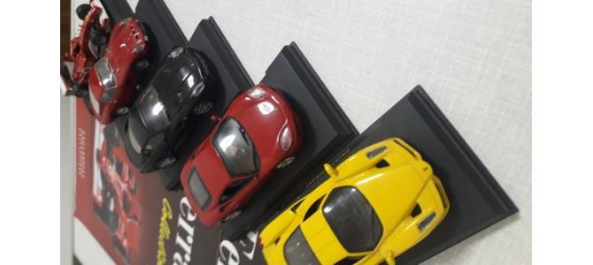 Machete Ferrari 1;43