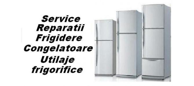 Reparatii frigidere Utilaje frigorifice