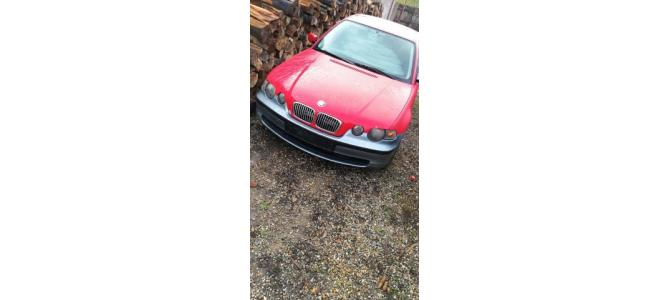 Bmw 320d compact pt piese