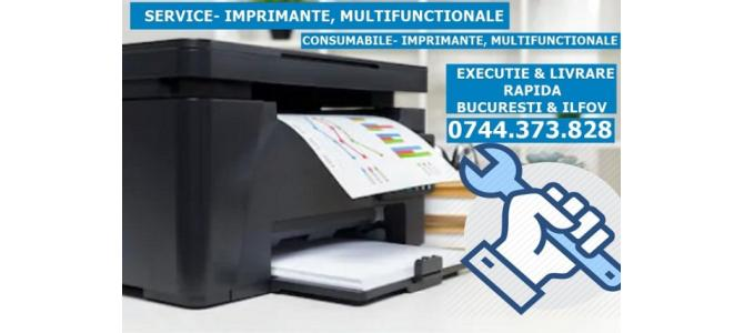 Service si consumabile imprimante 0744373828