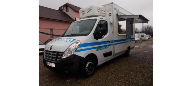 Renault Master frigorifica, fast-food,  7999 euro si in RATE