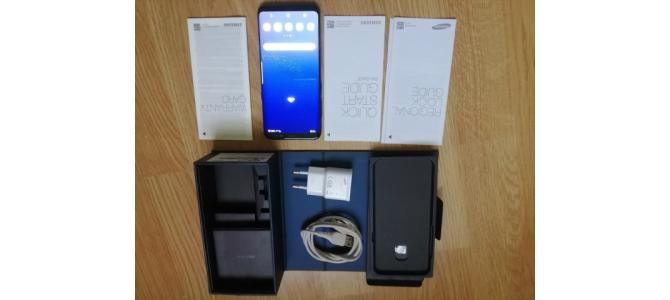 Vand Samsung Galaxy S8 SM-G560F; 64Gb / 4GB CUTIE BOX Pret 899 Lei