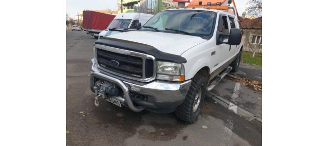 FORD F250, SUPER DUTY, 10.000 euro si in RATE