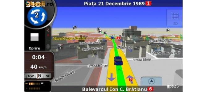 Soft IGO Navigatie / Harti sisteme Navigatie GPS / GARMIN / TOMTOM 100 lei
